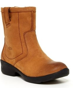 "KEEN // Tyretread Ankle Boot ""Deer Tan"" Size 10.5"